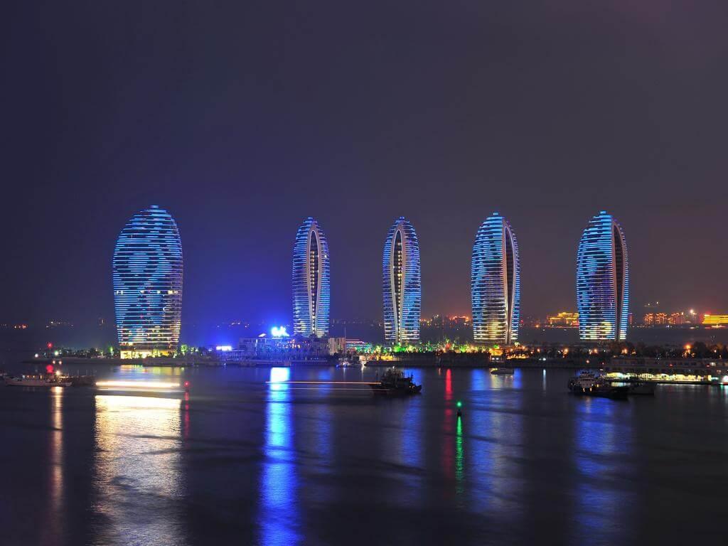 Trung Quốc đã cho phép kinh doanh cờ bạc hợp pháp trên đào Hải Nam