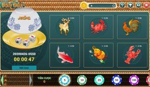 Bầu cua tôm cá online ăn tiền đổi thưởng là gì, cách chơi ở Loto188