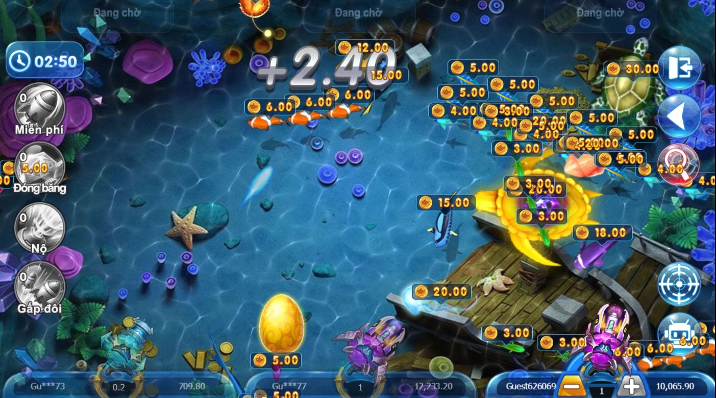 bắn cá đổi thưởng loto188